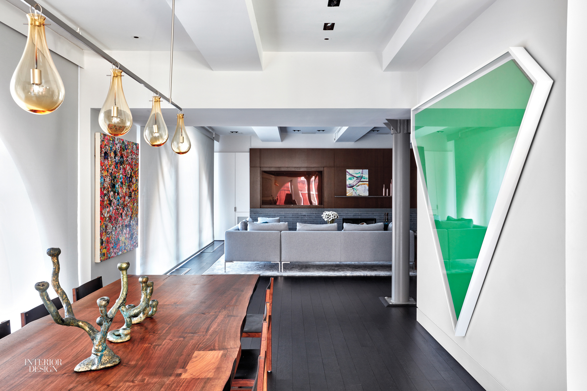 Illuminazione Kohler Tribeca Renovation By Damon Liss And Wunderground Makes Room For Play