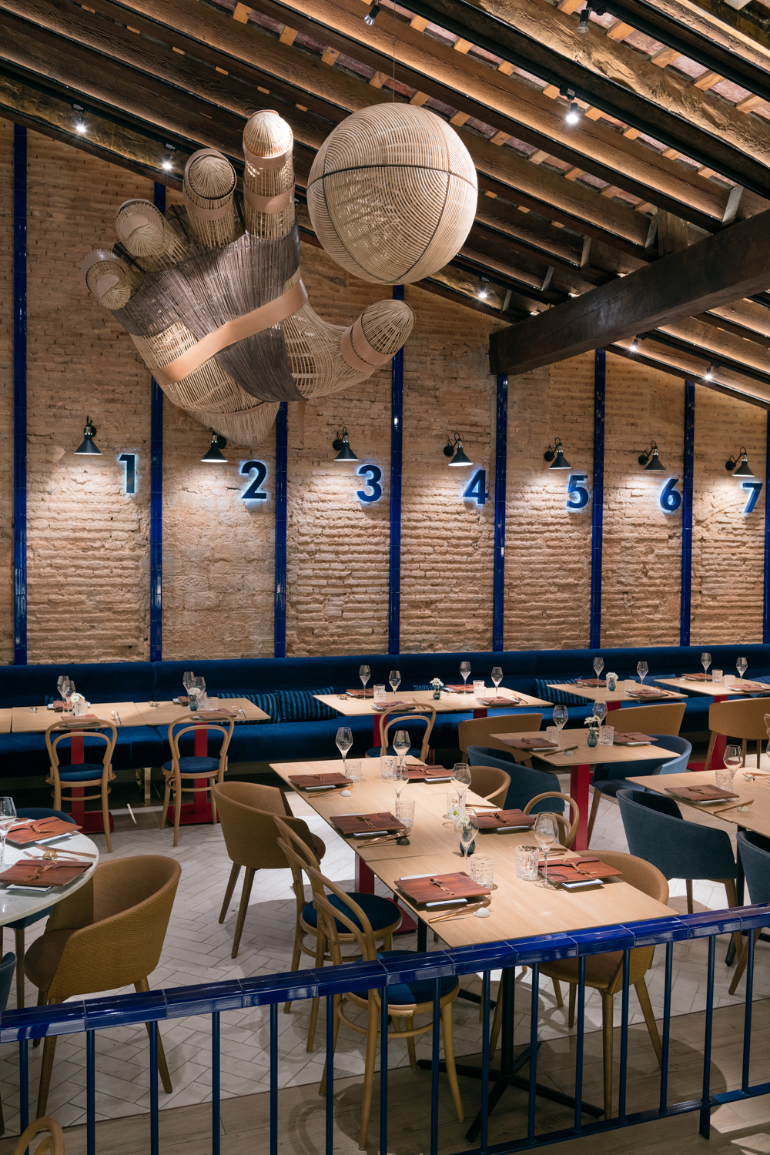 Gastro Design 5 Simply Amazing Eateries With Playful Touches