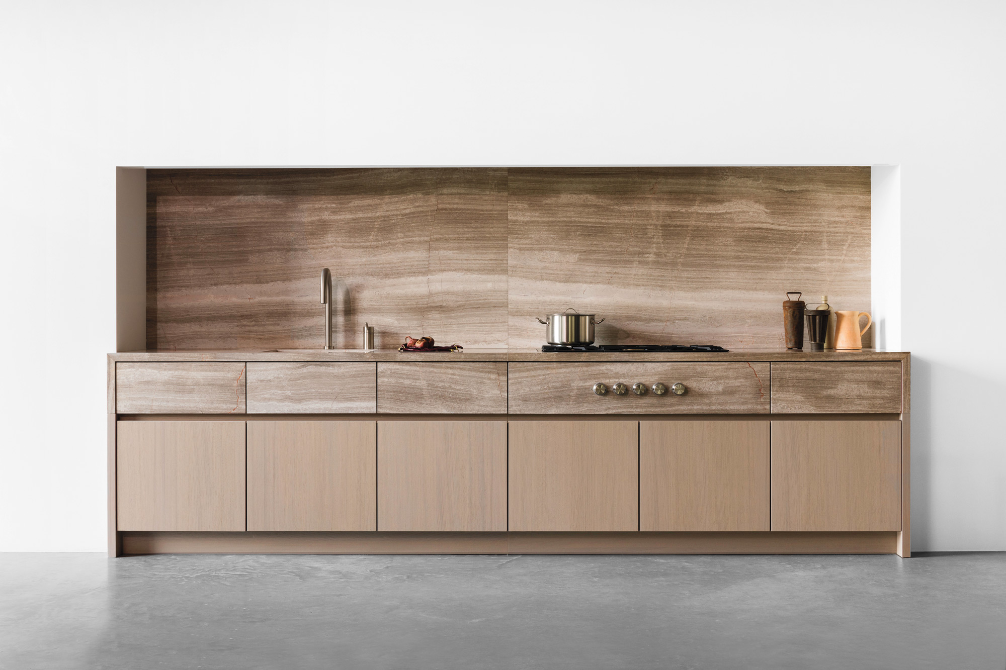 Piet Boon Designs Elegant Kitchen And Bath Fittings For Cocoon