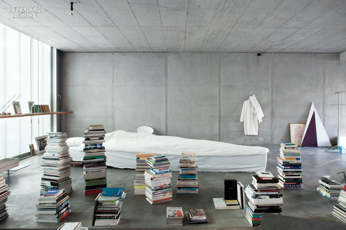 Berlin Interior Design Sam Chermayeff S Berlin Loft Is A Living Art Installation