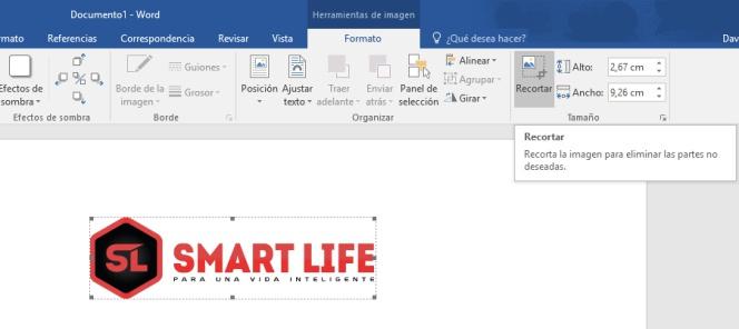 Cómo recortar una imagen dentro de un documento de Word Lifestyle