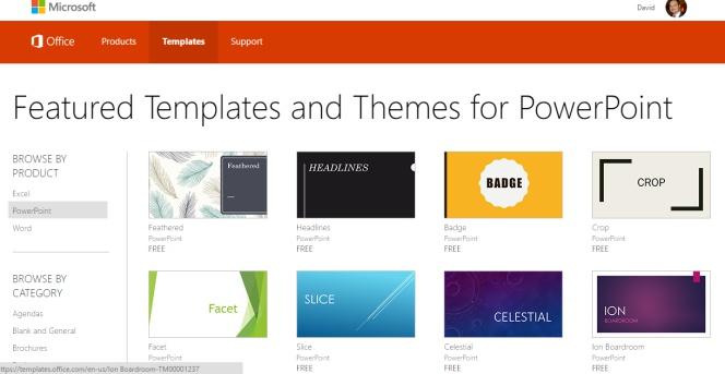 Las mejores webs para descargar plantillas gratis para PowerPoint