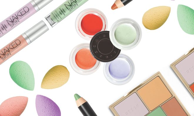 Your Ultimate Guide to Using Color Correcting Makeup - Foundation