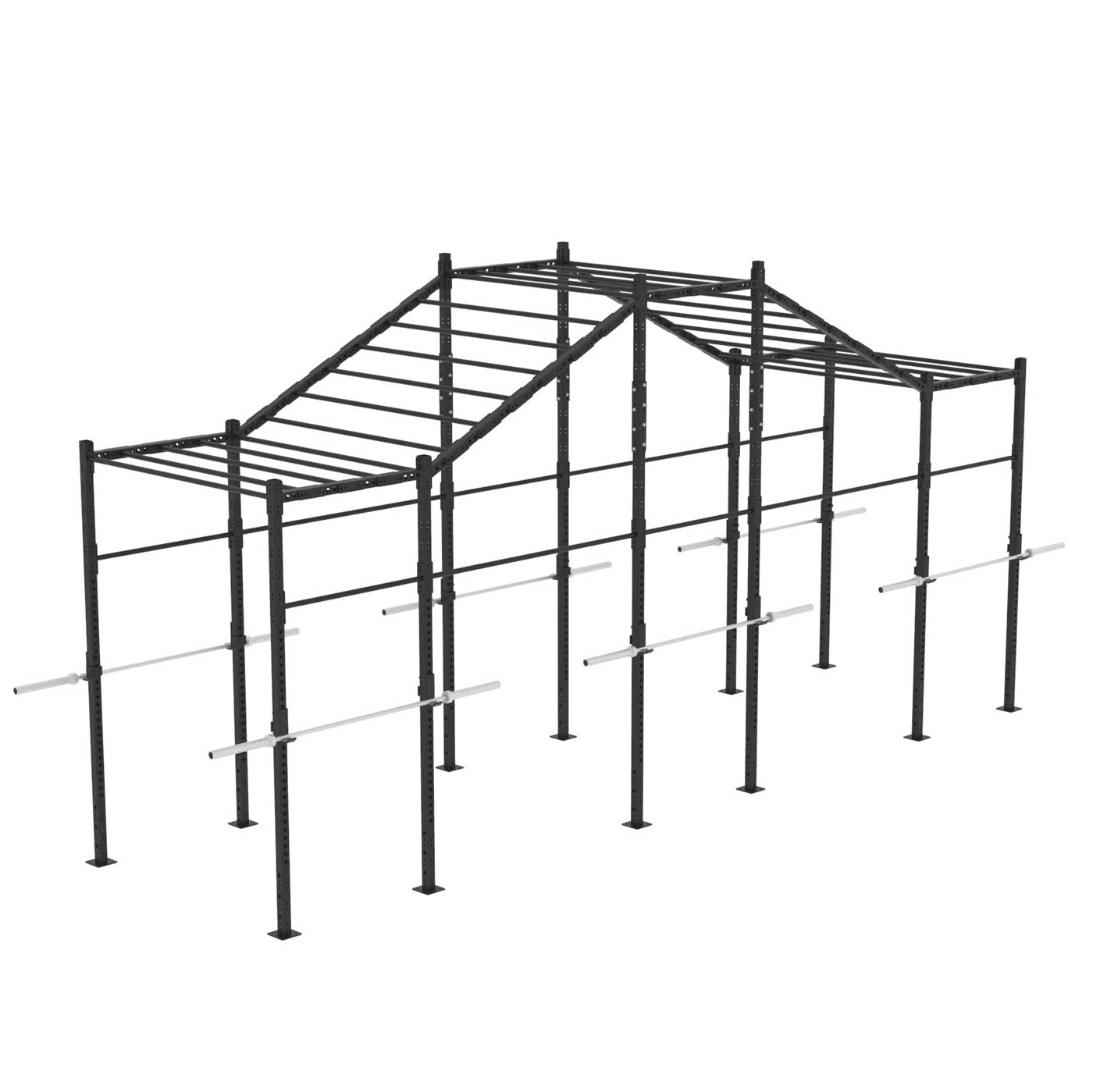 Monkey Bar X Training Equipment Monkey Bar Rig