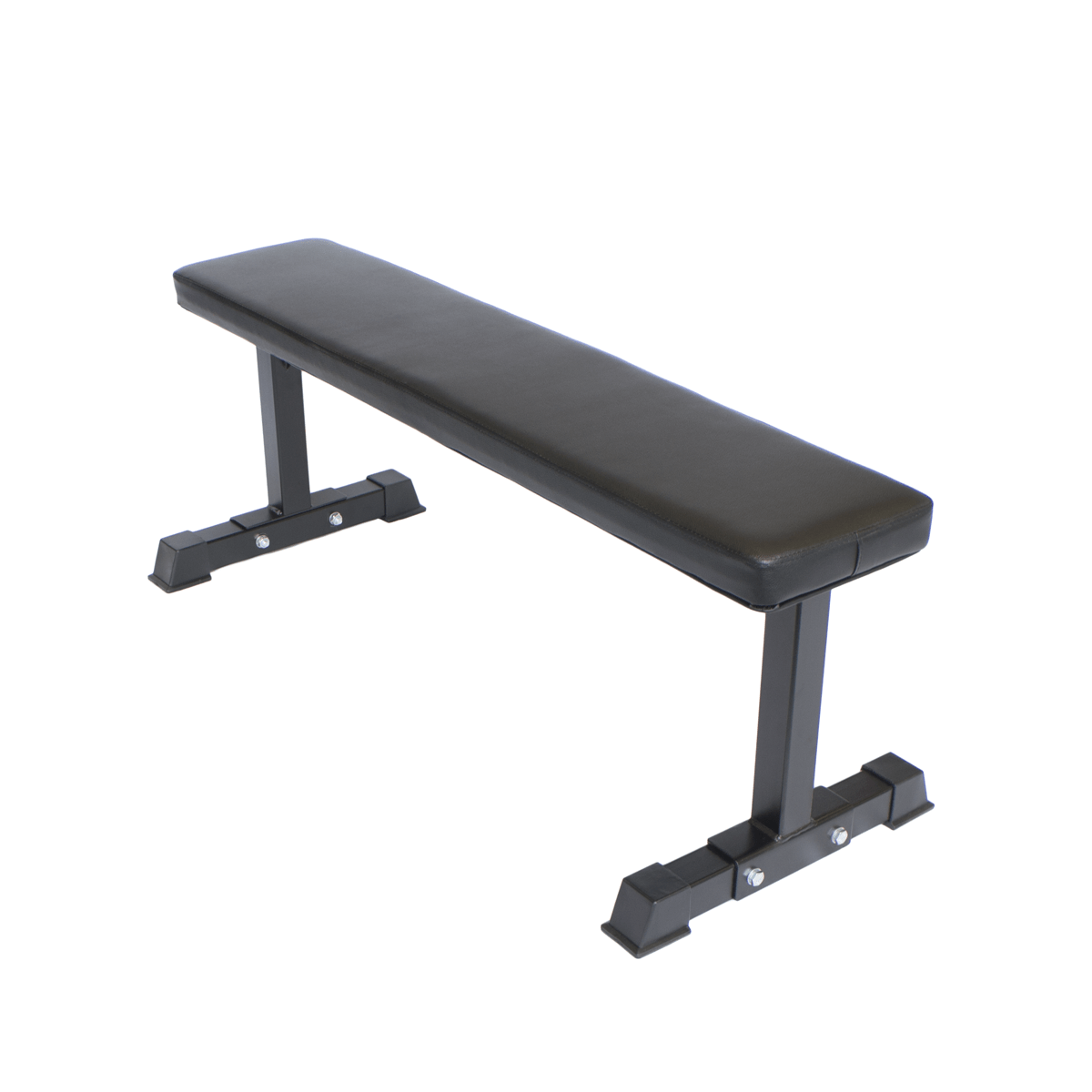 Black Bench Heavy Duty Flat Weight Bench