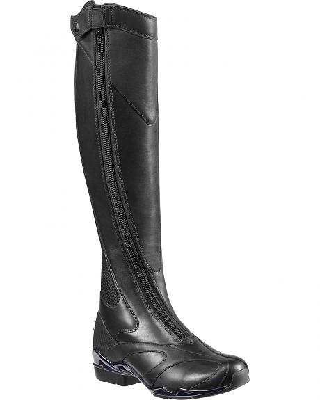 Ariat Women39s Volant Front Zip Tall Riding Boots Sheplers