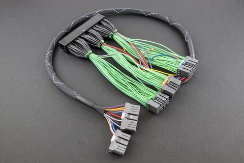Boomslang Plug n Play Harness - GReddy e-Manage Blue TOYOTA - MVP