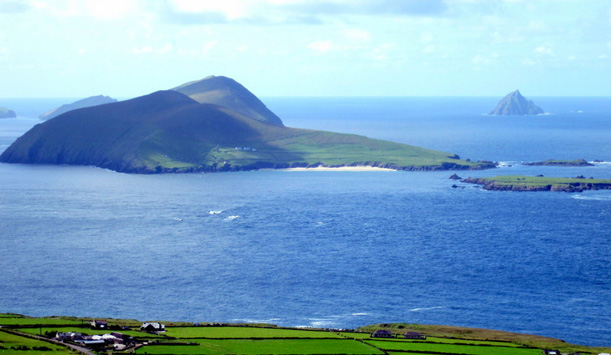 Fall In Ireland Wallpaper The Blasket Island Authors Ireland Com