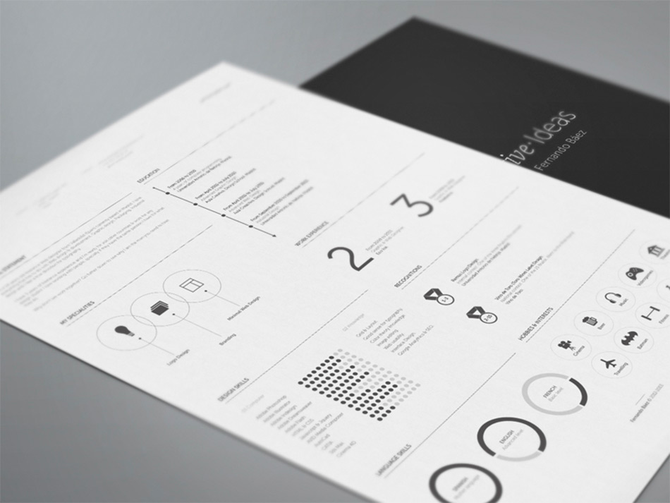 Best Free Resume Templates For Designers - best free resume template