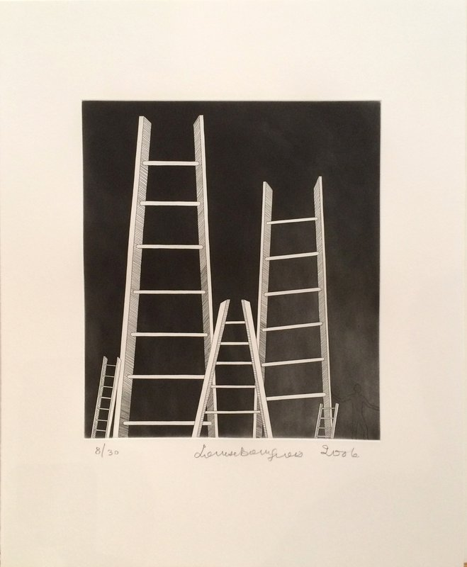 Louise Bourgeois - The Ladders for Sale Artspace