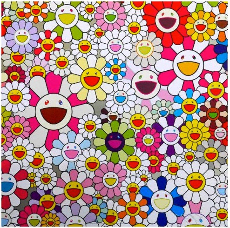 Top 10 3d Wallpapers For Desktop Takashi Murakami Artist Bio And Art For Sale Artspace