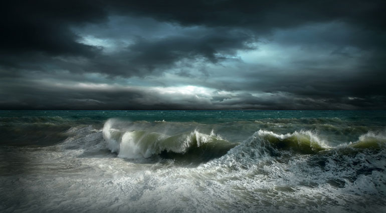 Awesome Bible Quotes Wallpaper The Storms Of Life Our Daily Bread