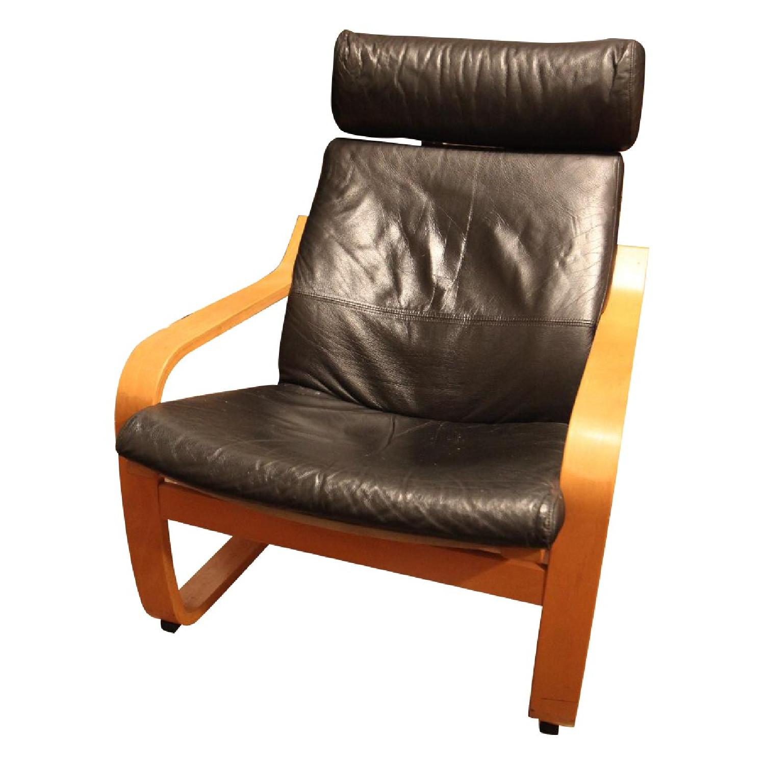 Ikea Lounge Chair Ikea Poang Lounge Chair Aptdeco