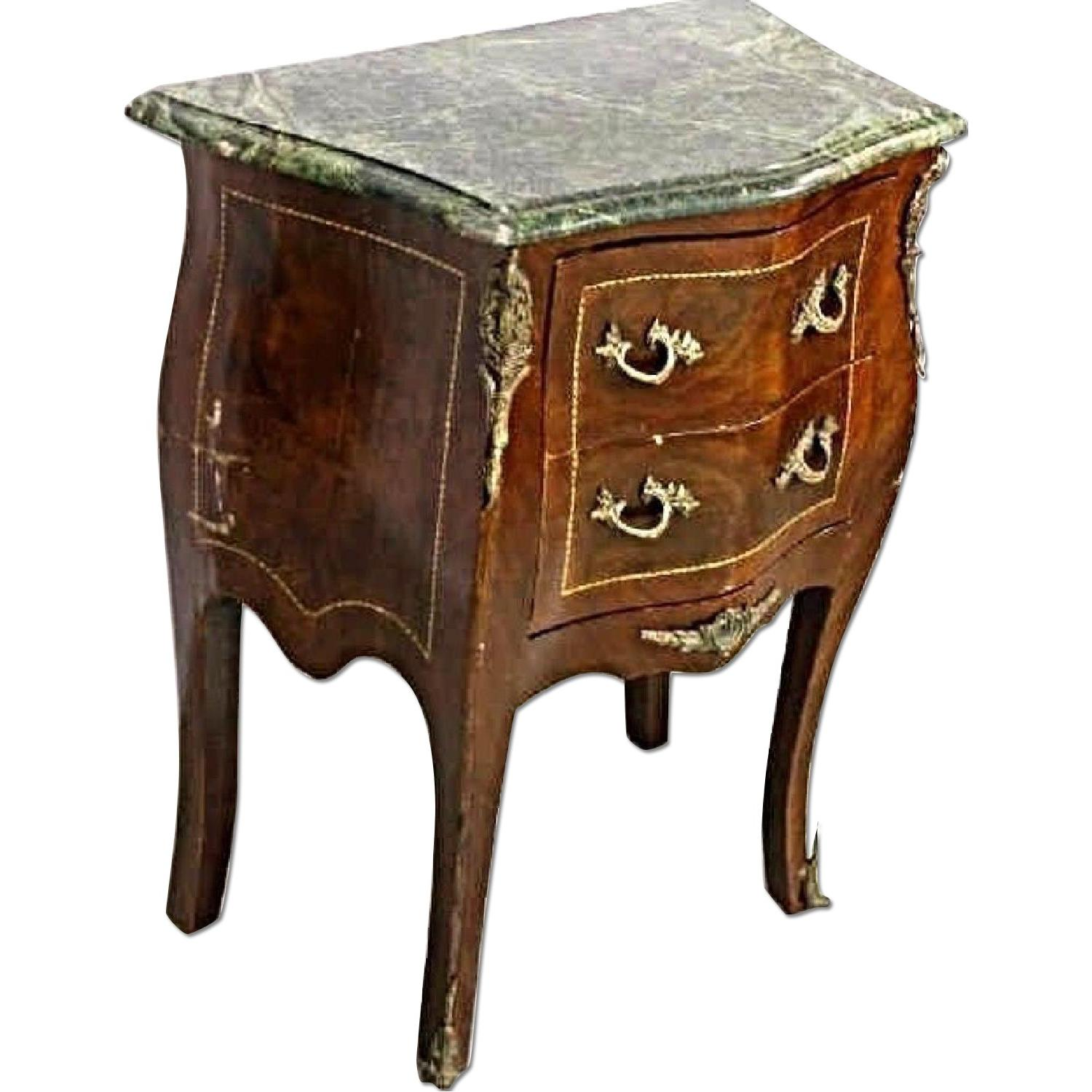 Commodes Louis 15 Louis Xv Marble Top Commode Chest