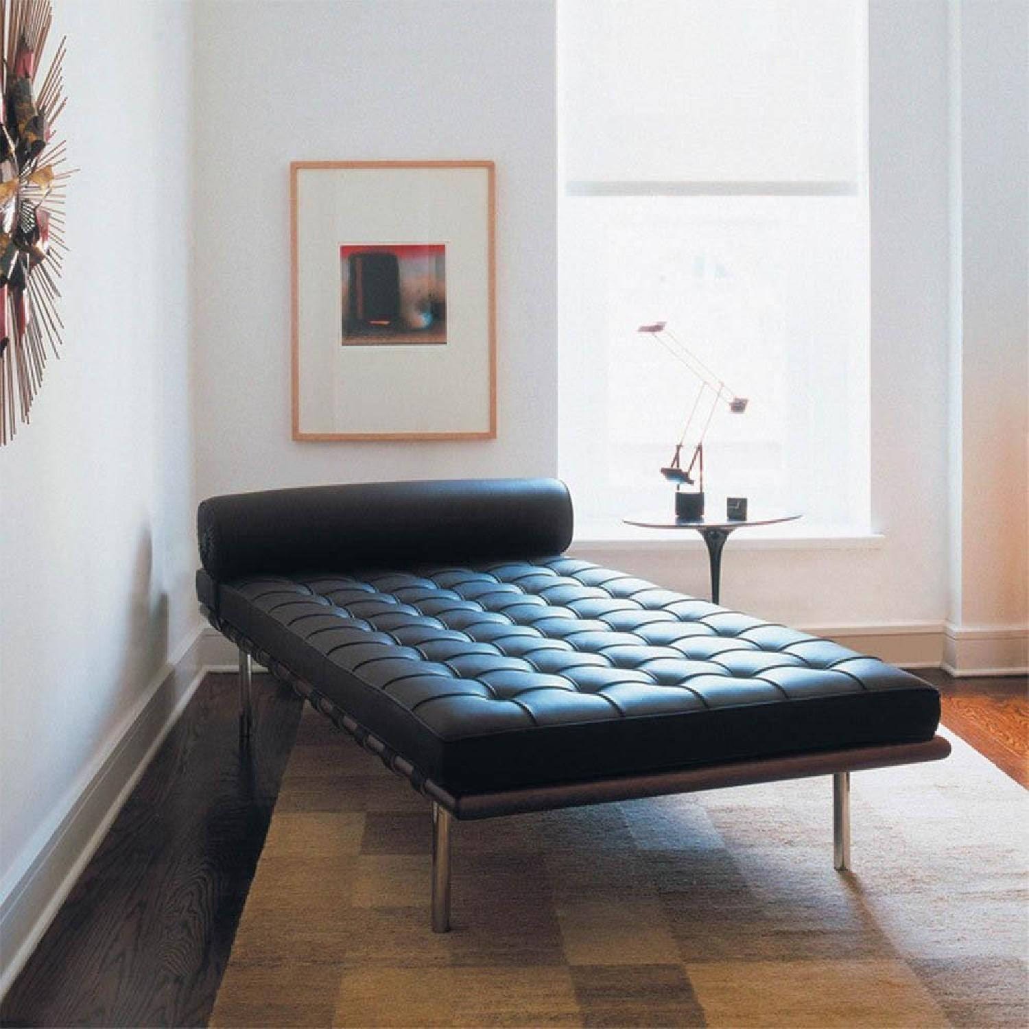 Barcelona Daybed Barcelona Daybed Replica In Black