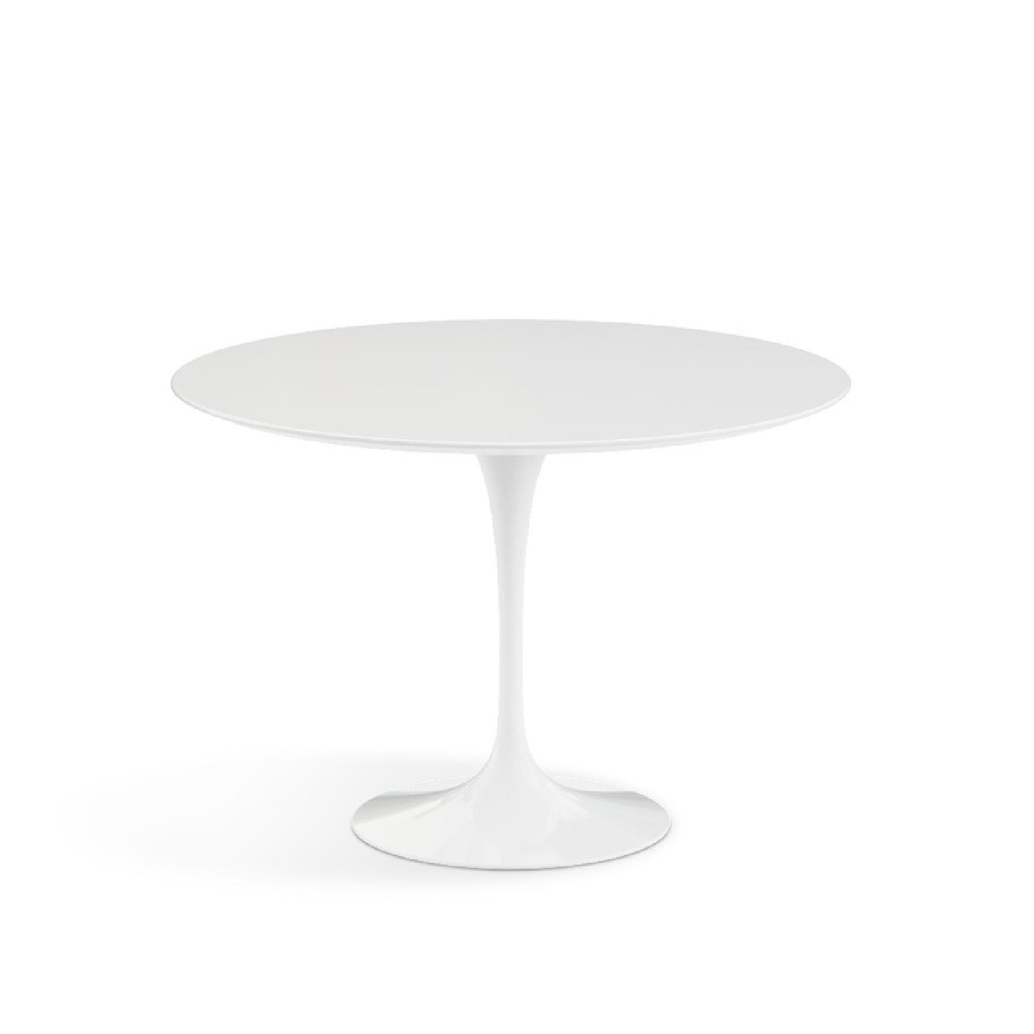 Saarinen Knoll Table Knoll Saarinen Round Tulip Dining Table