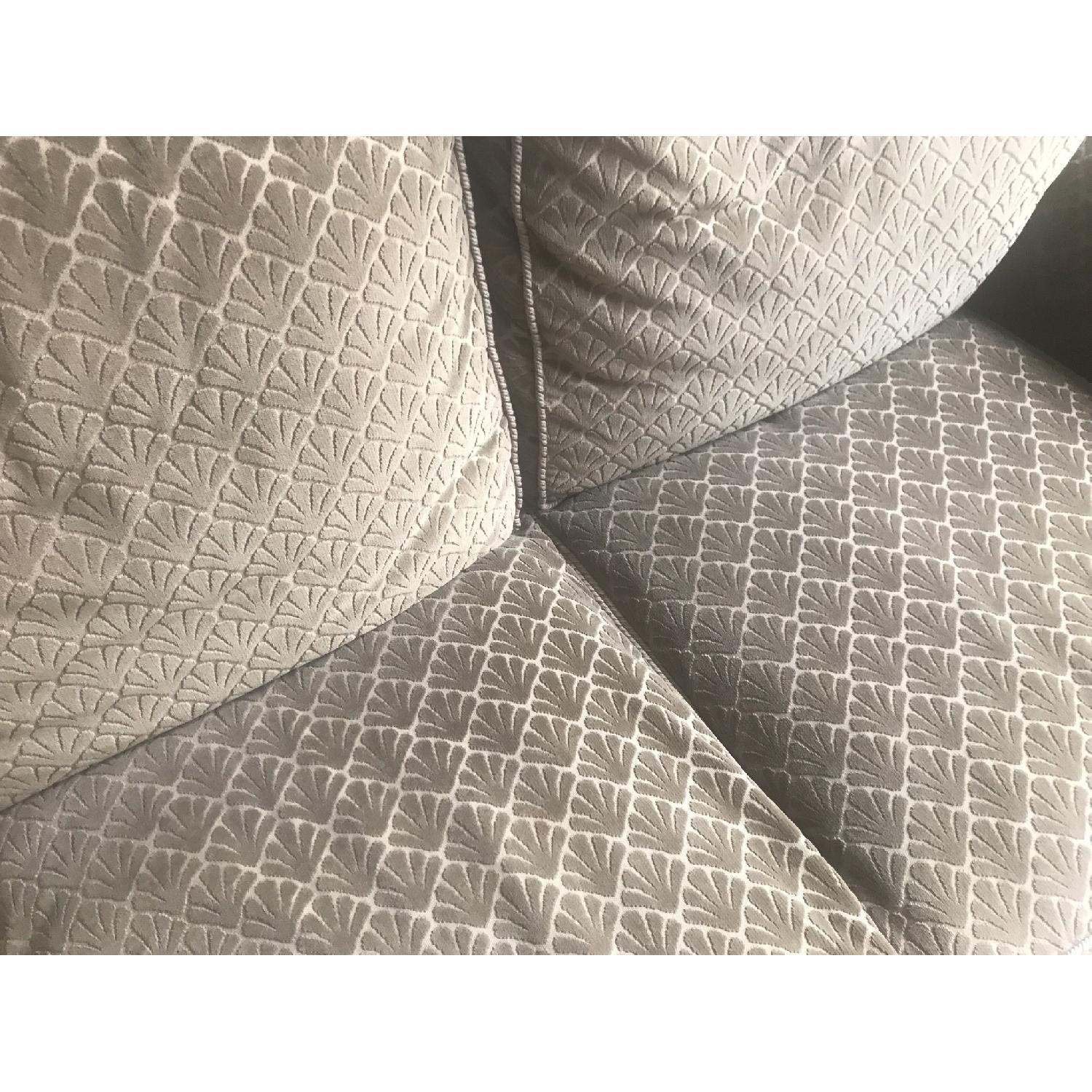 Corduroy 3 Seater Sofa Slipcovered 3 Seater Sofa W Trim