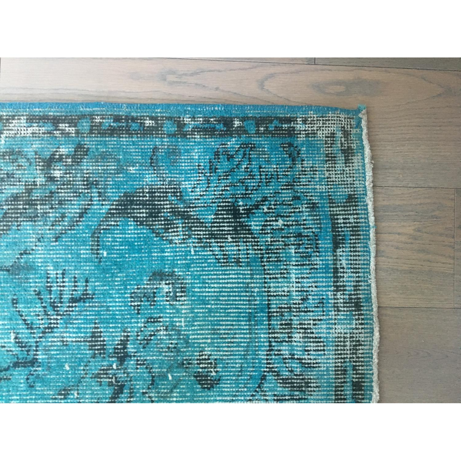 Teal Color Area Rugs Abc Carpet And Home Teal Blue Persian Area Rug