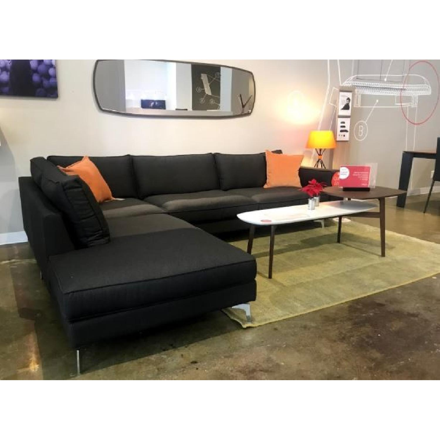 Square Sofa Calligaris Square Sectional Sofa