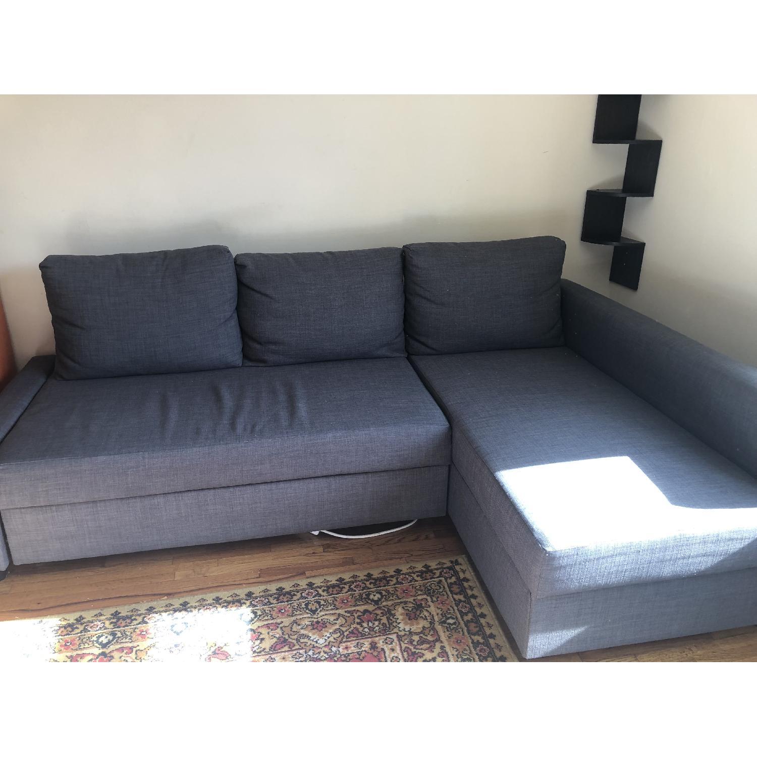 Bettsofa Ikea Friheten Ikea Friheten Sleeper Sectional Sofa W Storage