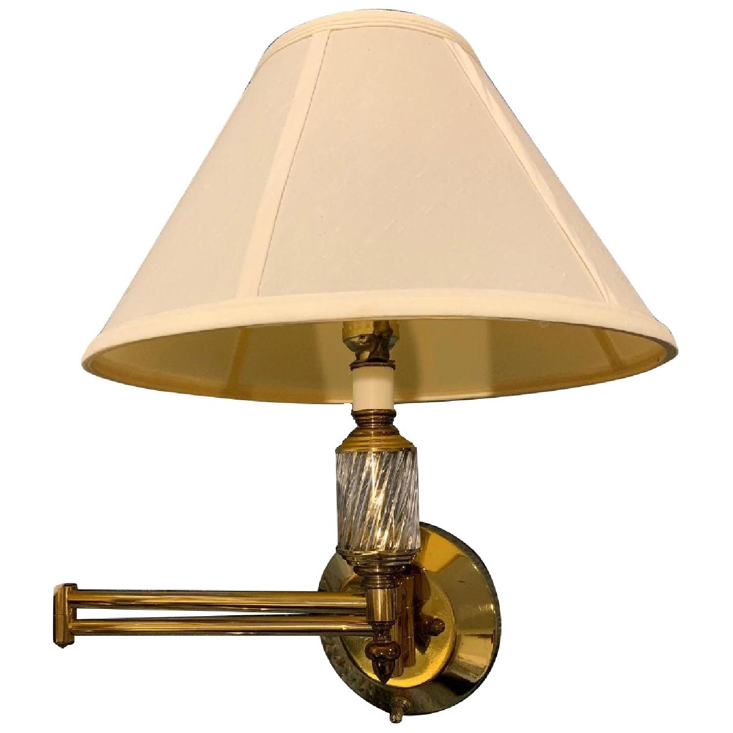 Swing Wall Lamp Brass Swing Arm Wall Lamps