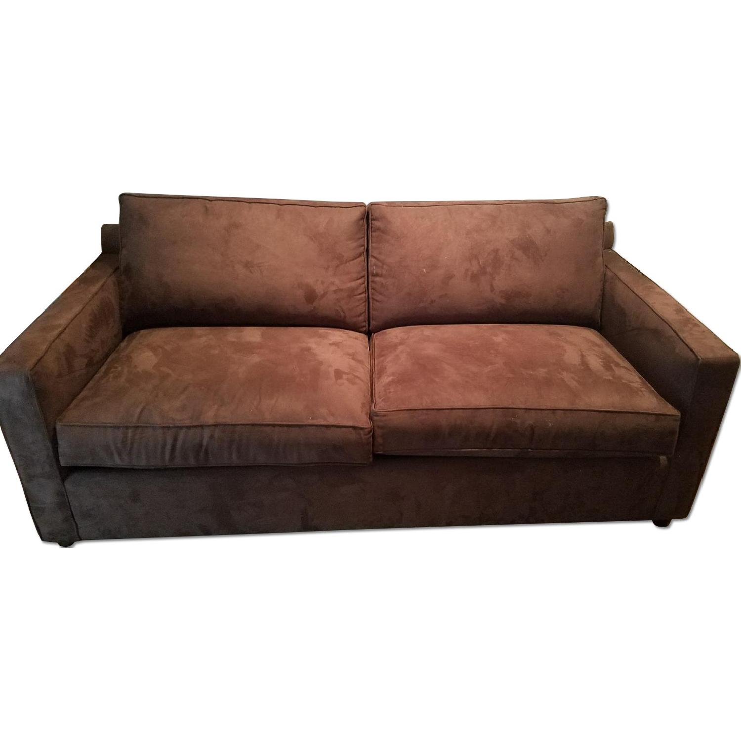 Sofa Queen Crate Barrel Davis Queen Pull Out Sofa