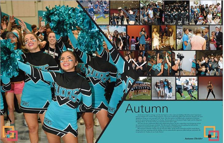 Sections - Greenbrier East High School - sample yearbook