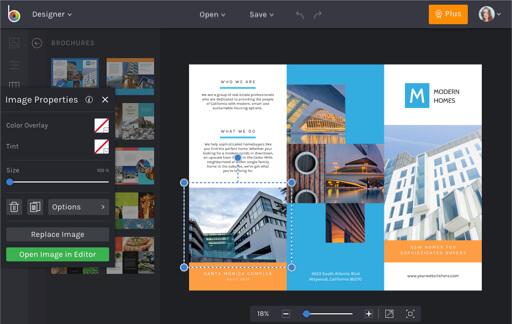 brochure creator online