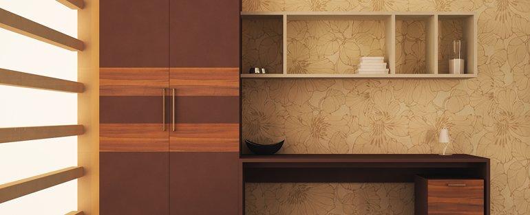 Study Tables Interior Designers In Chennai Homelane