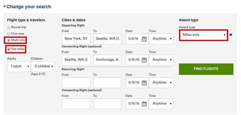 Using Stopovers on Alaska Airlines to See More