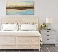 Coastal Living Resort Cape Comber Sail Cloth Panel Bedroom ...