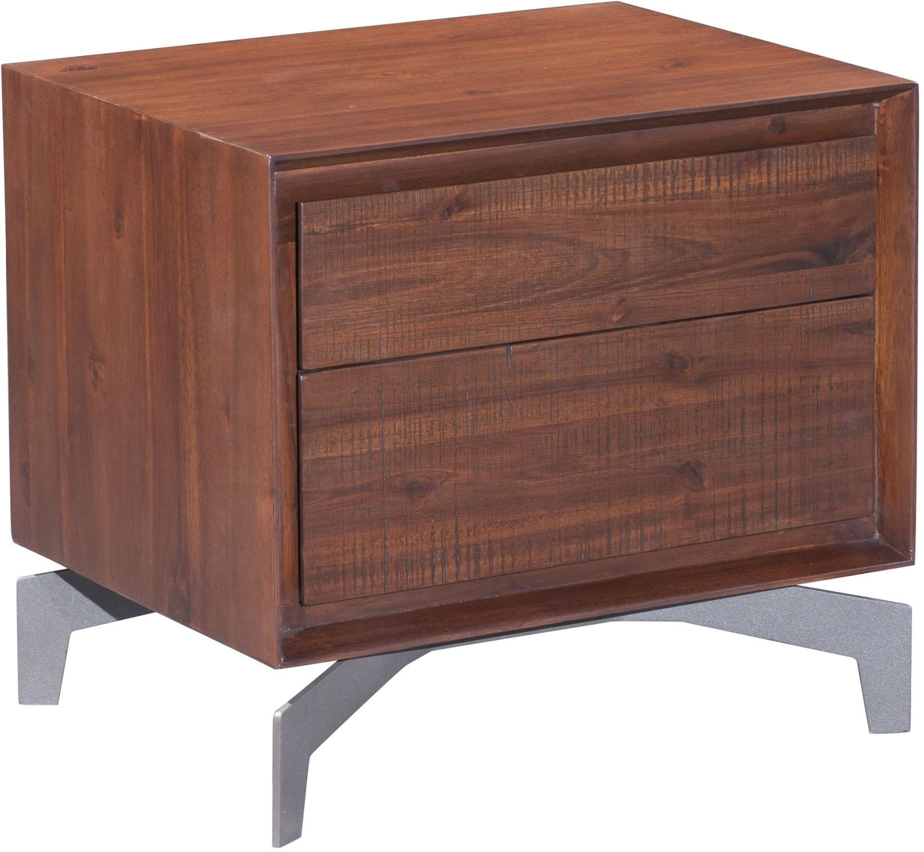 Free Furniture Perth Perth Chestnut End Table From Zuo Coleman Furniture