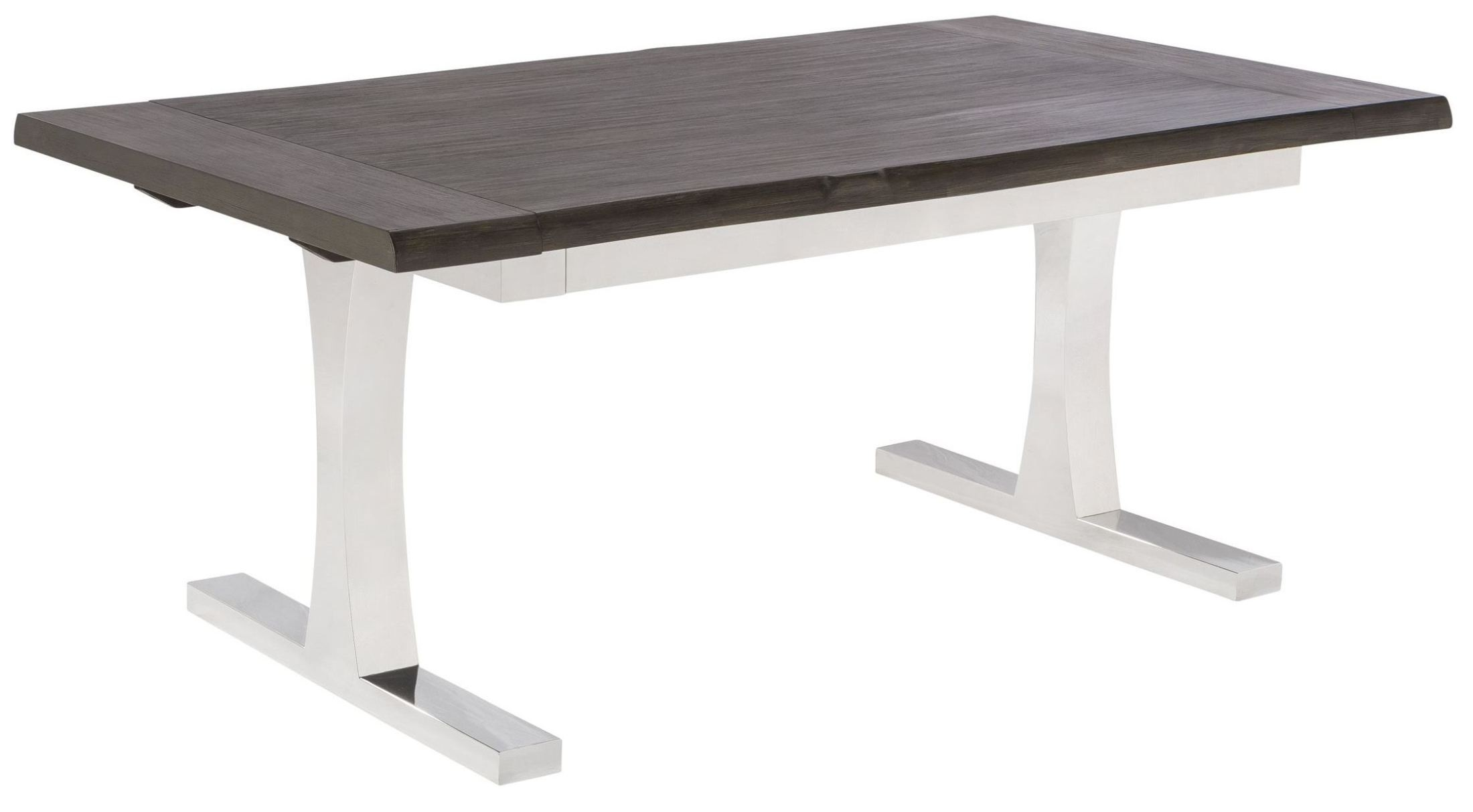 Dining Tables Extendable Marquez Extendable Rectangular Dining Table From Sunpan