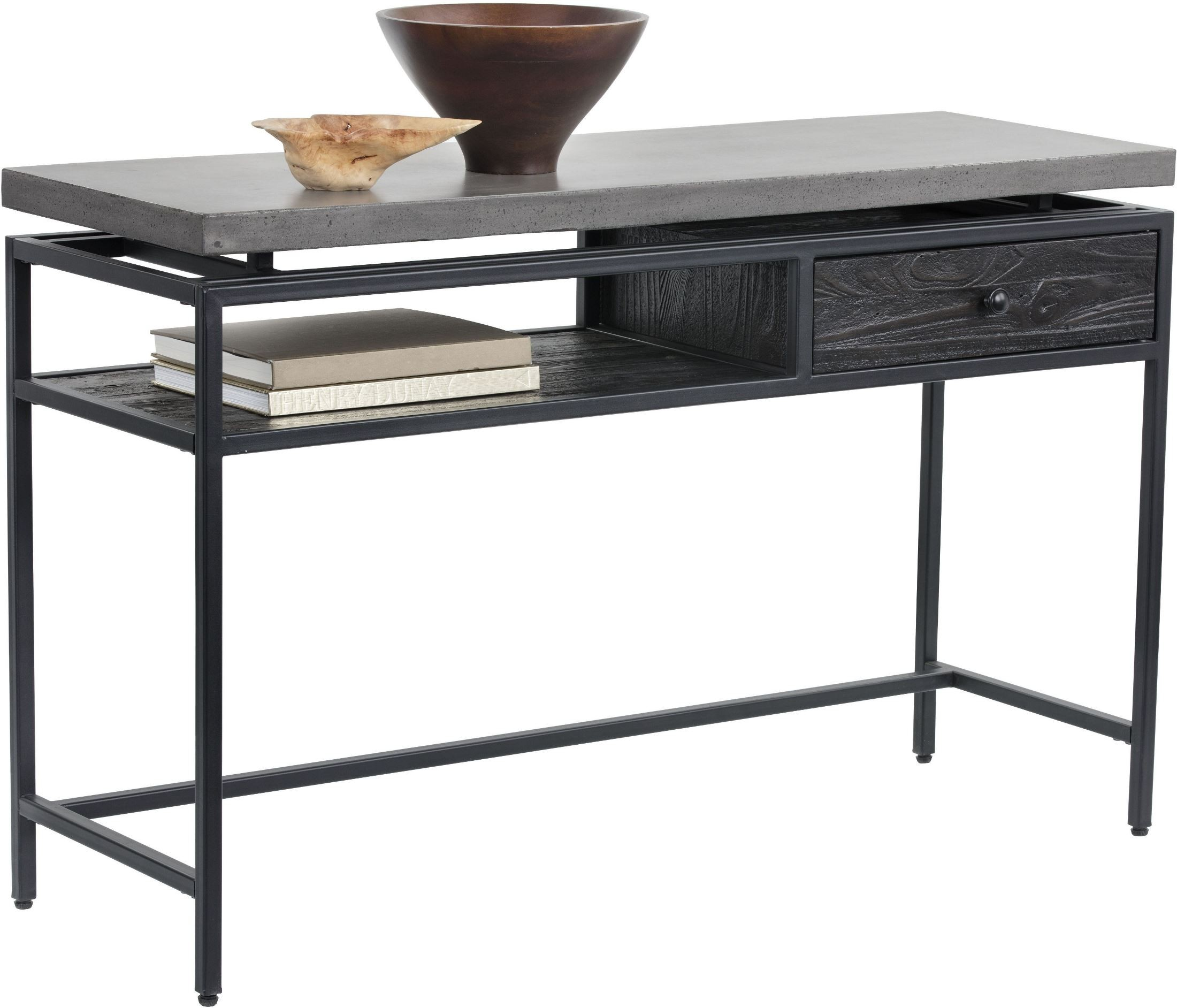 Black Console Table Norwood Black Console Table 101603 Sunpan Modern Home
