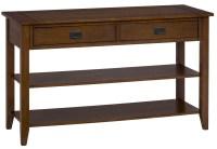 Mission Oak Sofa Table, 1032-4, Jofran