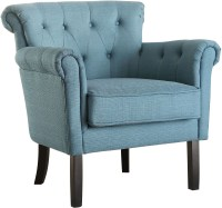 Barlowe Dark Teal Accent Chair from Homelegance | Coleman ...