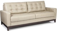 Clayton Taupe Leather Living Room Set, WH-1527-30-A24, Lazzaro
