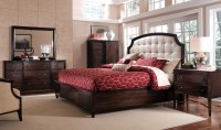 Intrigue Leather Panel Bedroom Set from ART (161155 ...
