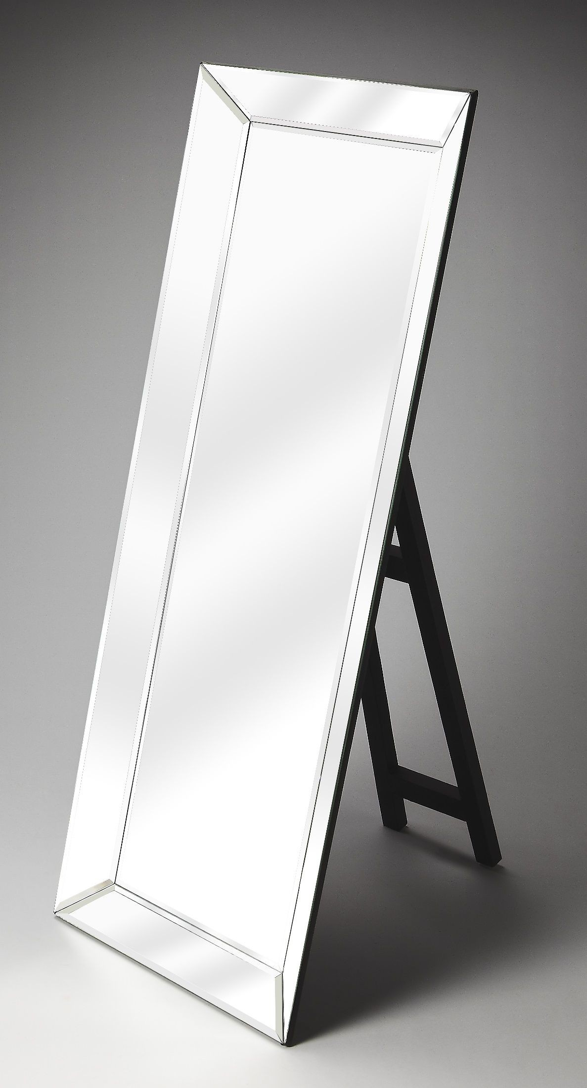 Loft Style Window Mirror Emerson Loft Mirror Floor Standing Mirror From Butler