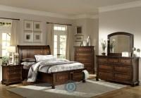 Cumberland Platform Storage Bedroom Set from Homelegance ...