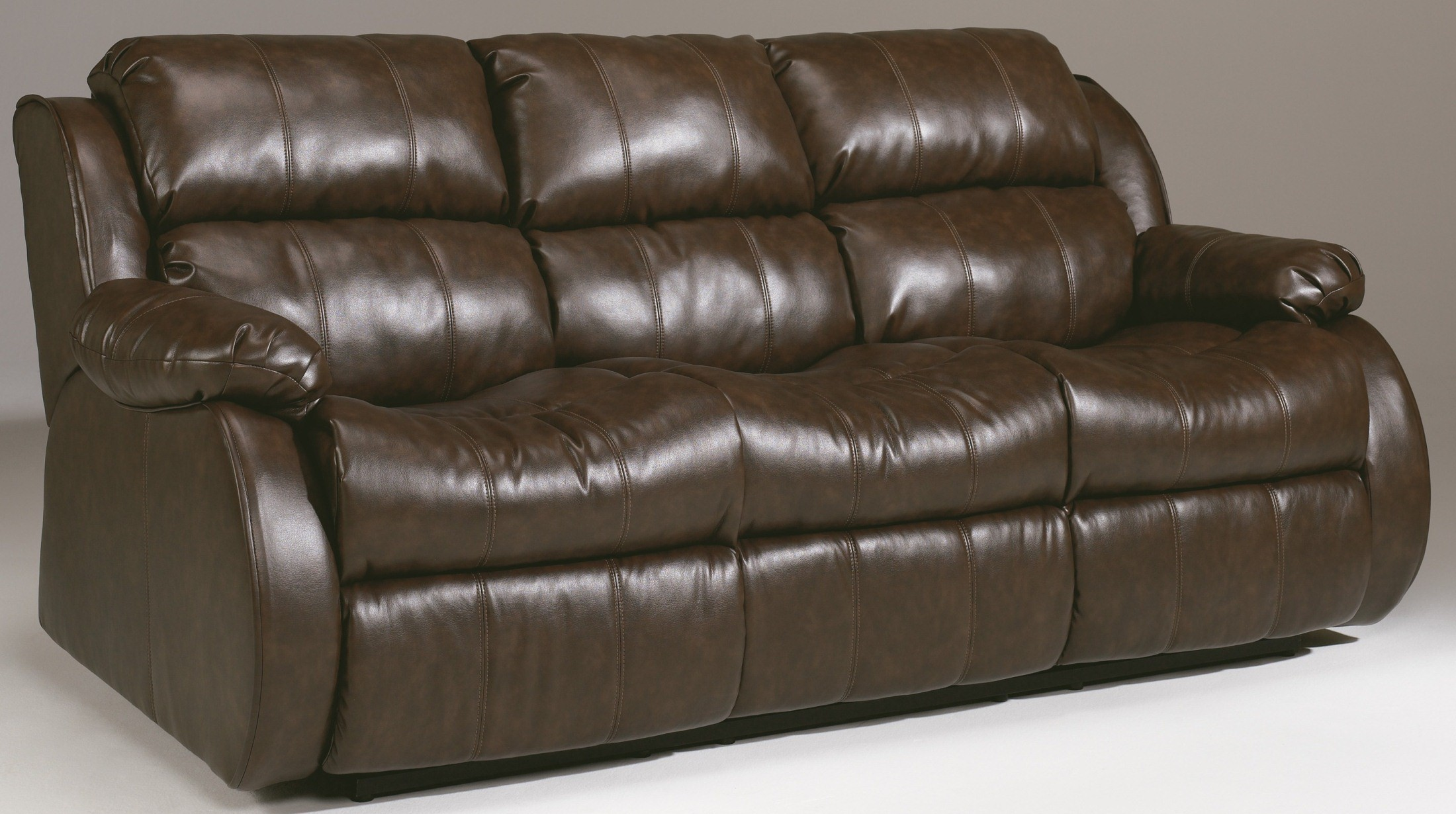Massage Sofa Mollifield Durablend Cafe Reclining Dual Massage Sofa From