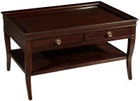 Central Park Brown Coffee Table from Hekman Furniture ...