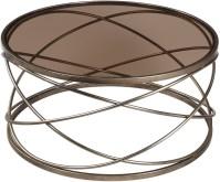 Marella Silver Iron Coffee Table, 24697, Uttermost