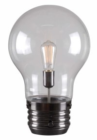 Edison Table Lamp from Kenroy (32462AB) | Coleman Furniture