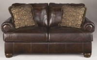Axiom Walnut Living Room Set from Ashley (42000)