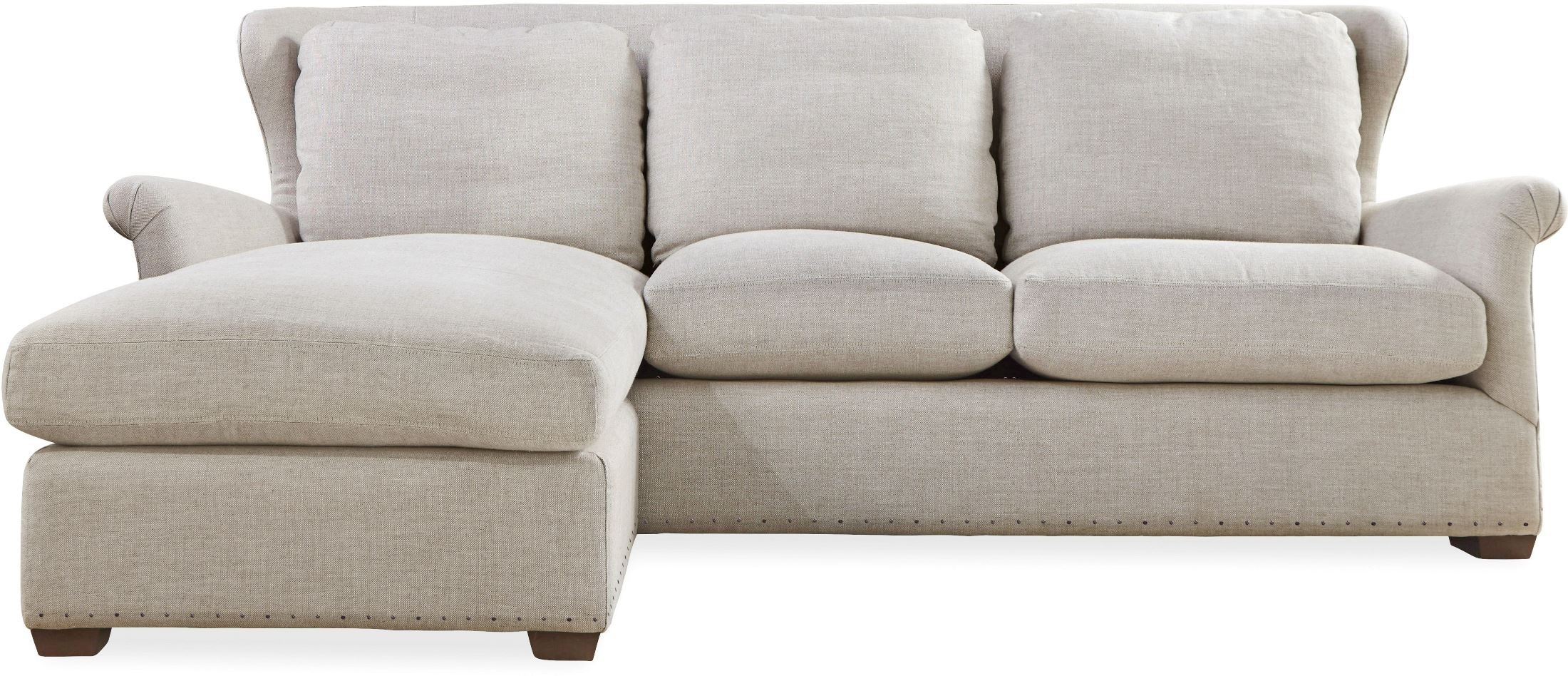 furniture ashley vista chocolate casual 3 piece sectional with of opelousas la 5