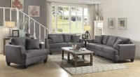 Samuel Gray Living Room Set from Coaster | Coleman Furniture