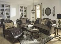 Winnsboro DuraBlend Vintage Living Room Set from Ashley ...