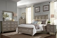 Grayton Grove Driftwood Panel Bedroom Set from Liberty ...