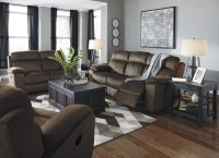 Uhland Chocolate Power Reclining Living Room Set from ...